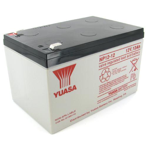YUASA-NP12-12 Image 1 Front
