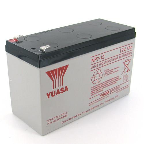 YUASA-NP7-12F1 Image 1 Front