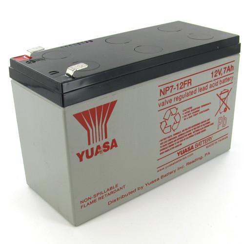 YUASA-NP7-12FR-F2 Image 1 Front