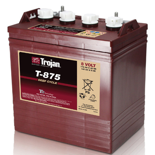 TROJAN-T-875 Image 1 Front