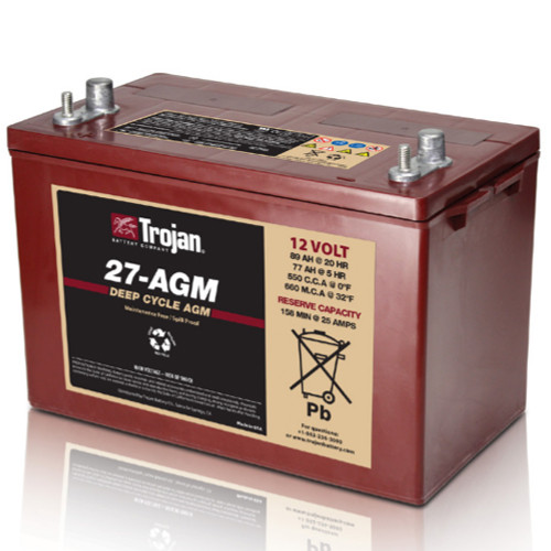TROJAN-T27-AGM Image 1 Front