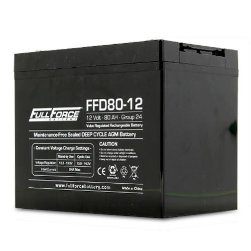 FULLRIVER-FFD80-12 Image 1 Front