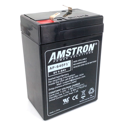 Dual Lite 6D3W Compatible Replacement Battery