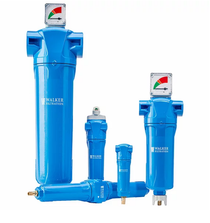 Compressed Air & Gas Filters and Medical Compressed Air Filters