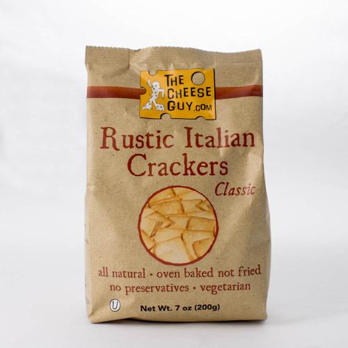 3 pack of Rustic Italian Crackers - Classic
