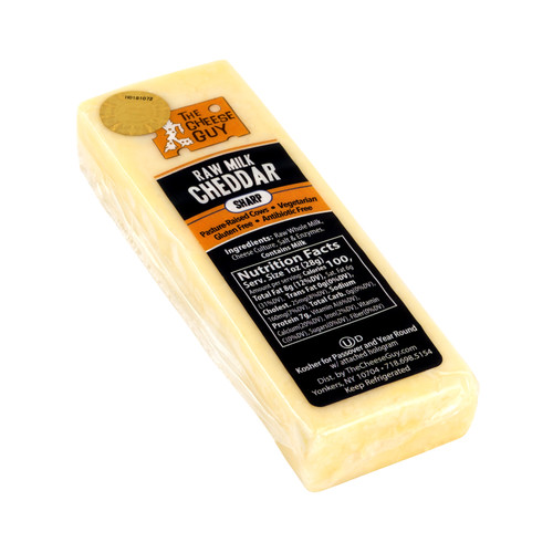 Raw Milk Sharp Cheddar
