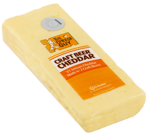 Craft Beer Cheddar