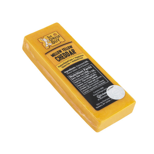 Mellow Yellow Cheddar