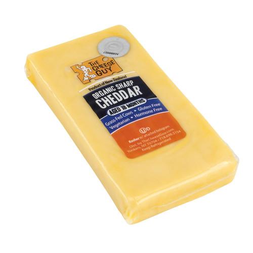 New Zealand Organic Sharp Cheddar
