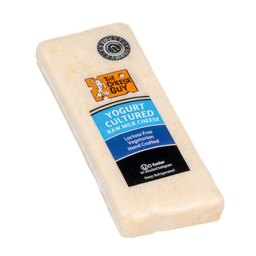 Raw Milk Yogurt Cheese - Lactose Free!