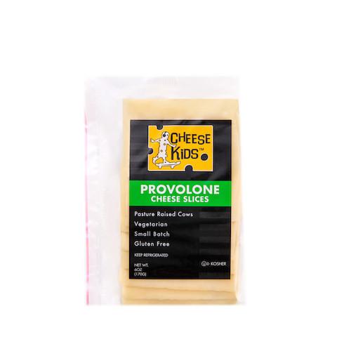 Sliced Provolone