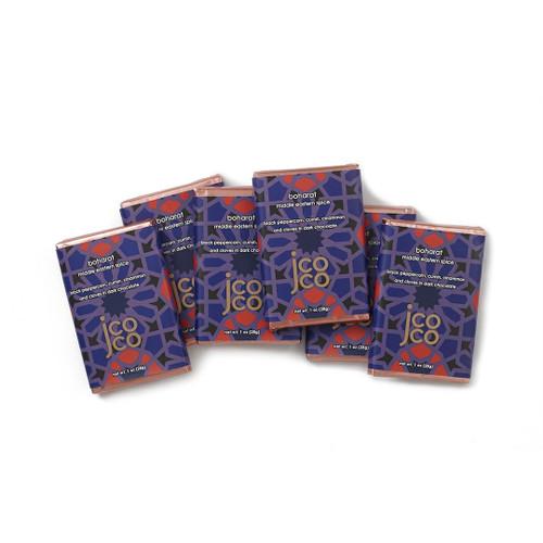 JCoco Boharat Spice Mini Chocolate Bar