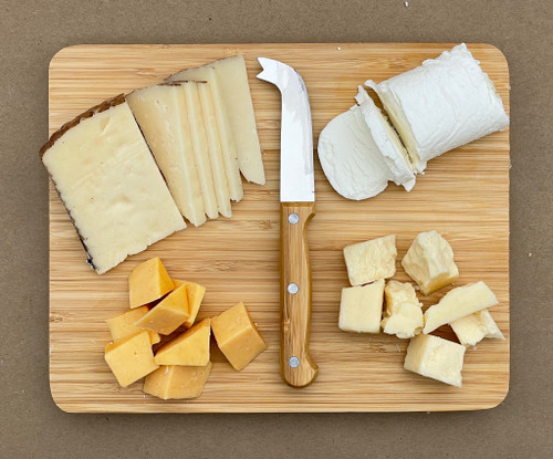 Cheese Board, Not She's Bored