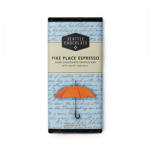 Pike Place Espresso Truffle Bar