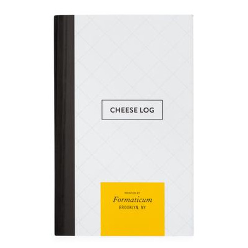 Cheese Log - Pocket Notebook