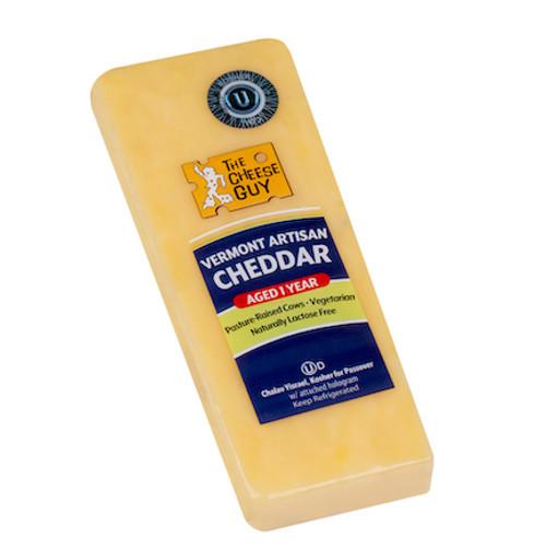 KFP Raw Milk Vermont Artisanal Medium Cheddar