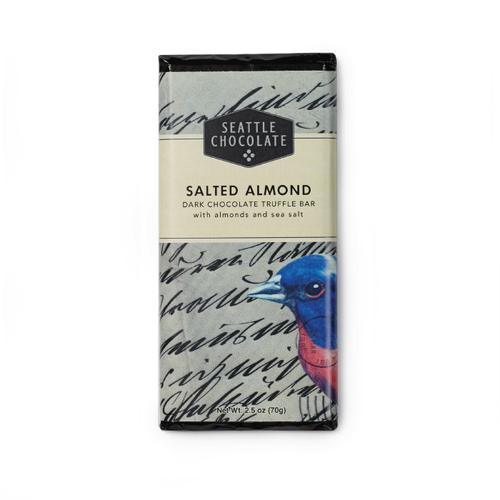 Salted Almond Truffle Bar