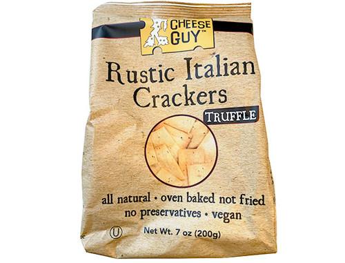 3 Pack of Rustic Italian Crackers - Truffle