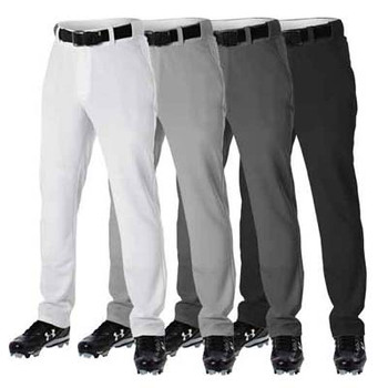 Alleson Athletic Youth Baseball Open Bottom Pant