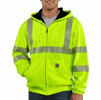Carhartt High-Visibility Zip-Front Class 3 Thermal