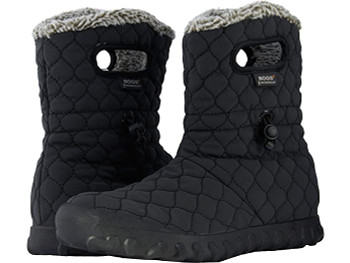 Bogs B-Moc Quilted Puff Insulated Boots