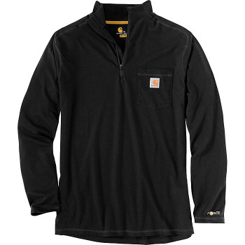Carhartt Force Relaxed Fit Midweight 1/4 Zip