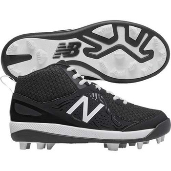 New Balance Youth Mid Molded Baseball Cleats
