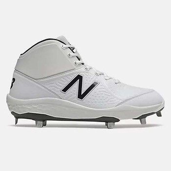 New Balance Men's Mid-Cut Fresh Foam Metal Cleats