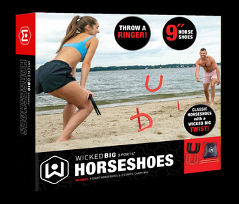 Wicked Big Sports Horseshoes