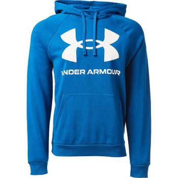 Under Armour Men's Rival Terry Big Logo Hoodie