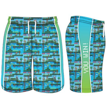Lifestyles Sports Youth Game Over Shorts
