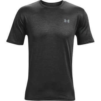 Under Armour Boys' Vented Short Sleeve