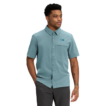 The North Face Men's First Trail Upf Short Sleeve