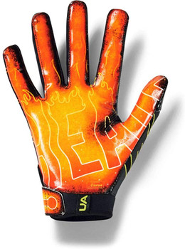 Under Armour Men's UA F7 Graphic Football Gloves