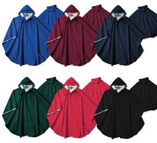 Charles River Youth Pacific Poncho