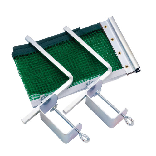 """Champion Sports 2"""" Table Tennis Net and Post"""