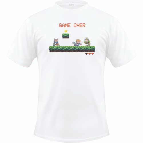 Lifestyles Sports Youth Game Over T-Shirt