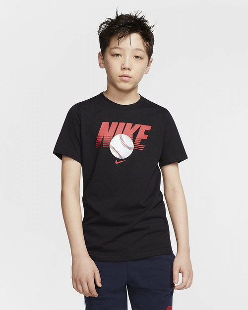 Nike Boy's Baseball Graphic Tee