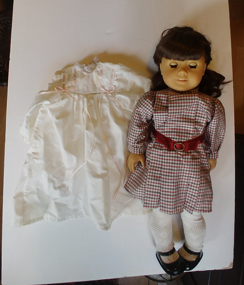 Vintage Samantha Parkington Pleasant Company American Girl Doll