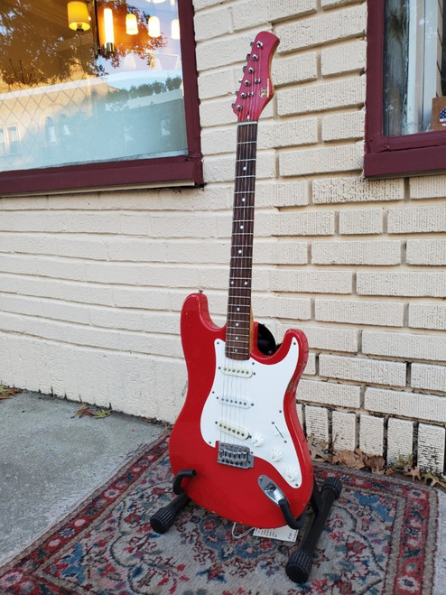 Vintage Hondo 1970's H76 Stratocaster Copy MIK by Samick~Player Grade Fully Restored