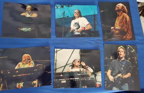 Grateful Dead Bob Weir and Vince Welnick Photos - 8x10 Rob Cohn Dead Images