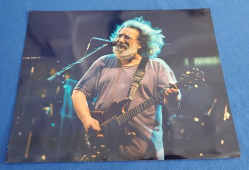 Jerry Garcia Grateful Dead Pittsburgh 6/30/95 Photo 8x10 Rob Cohn - Final Shows!