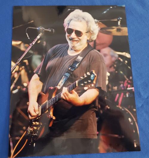 Jerry Garcia Grateful Dead East Rutherford NJ 6/6/93 Photo 8x10 Rob Cohn