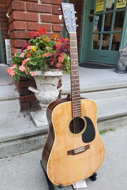 Vintage 1970's MIJ Sigma DR-28 Dreadnought Acoustic Guitar w NOCC~Player Grade