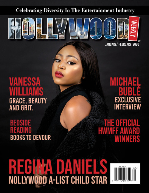 HW Africa Feature Nigeria's Superstar Regina Daniels