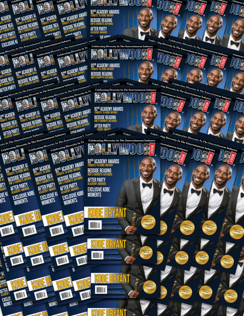 Order a 50-copies as a bundle order of our Kobe Collector's issue.