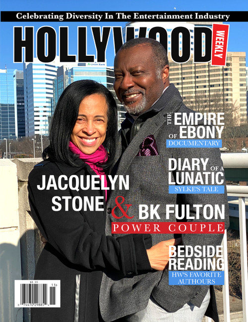 BK Fulton and Jacquelyn Stone
