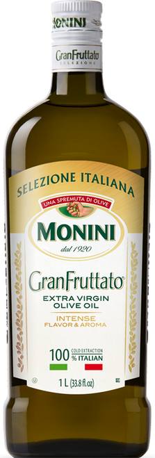 Extra Virgin Olive Oil - GranFruttato 33.8 oz (1L)