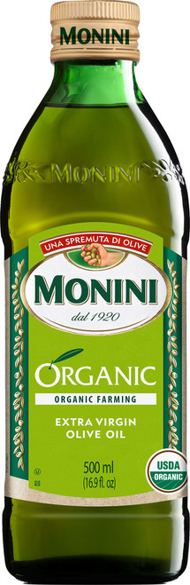 Extra Virgin Olive Oil ORGANIC  - 16.9oz (500ML)