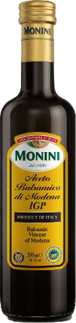 IGP Balsamic Vinegar of Modena 17 oz. (500 ml.)